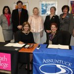 Asnuntuck and Bay Path College are pleased to announce that a Joint Admissions Agreement