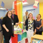 Donation To Children's Reading Room