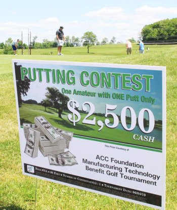 Manufacturing Golf Benefit Tournament