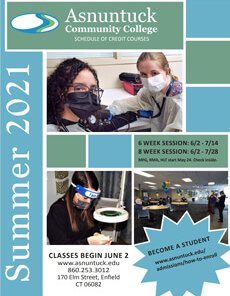 Summer 2021 Course Booklet